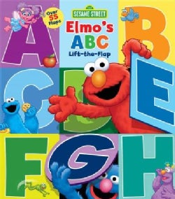Elmo's ABC (Board book)