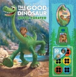 The Good Dinosaur Movie Theater Storybook
