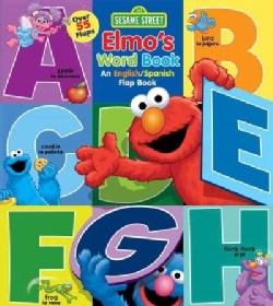 Elmo's Word Book (Board book)
