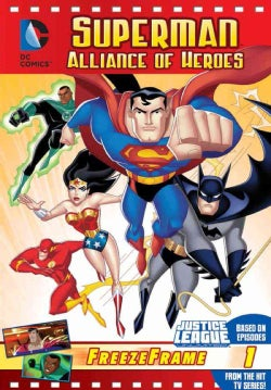 Superman Alliance of Heroes (Paperback)