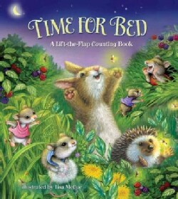 Time for Bed!: A Lift-the-Flap Counting Book (Board book)