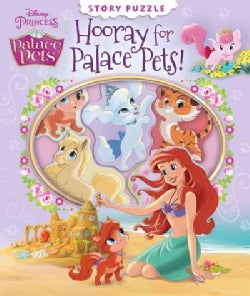Hooray for Palace Pets! (Board book)