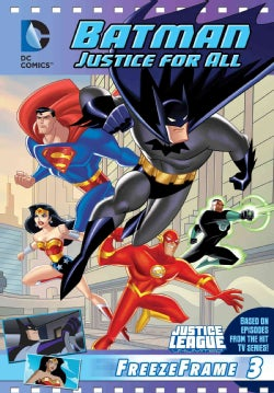 Batman Justice for All (Paperback)