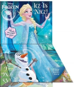 Ice Is Nice! / Anna's Spring Fling (Board book)