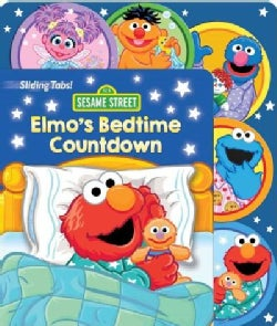 Sesame Street: Elmo's Bedtime Countdown: Elmo Says . . . (Board book)