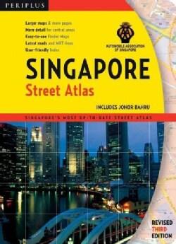 Periplus Singapore Street Atlas (Paperback)