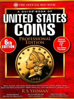 A Guide Book of United States Coins (Paperback)