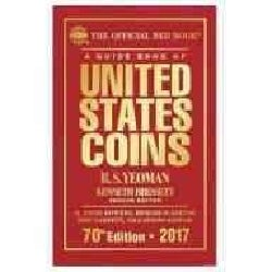 The Official Red Book A Guide Book of United States Coins 2017 (Hardcover)