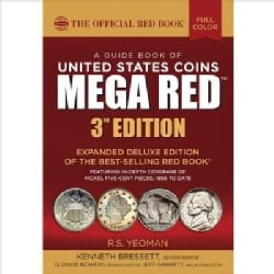 A Guide Book of United States Coins Mega Red 2018: The Official Red Book (Paperback)