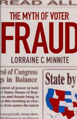The Myth of Voter Fraud (Hardcover)