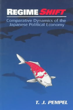 Regime Shift: Comparative Dynamics of the Japanese Political Economy (Paperback)