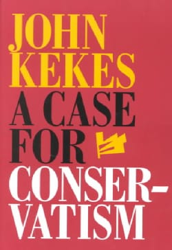 A Case for Conservatism
