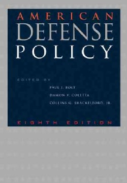 American Defense Policy (Paperback)