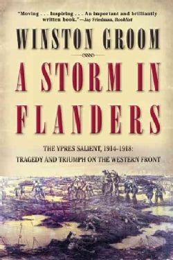 A Storm in Flanders: The Ypres Salient, 1914-1918 : Tragedy and Triumph on the Western Front (Paperback)