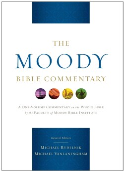 The Moody Bible Commentary (Hardcover)
