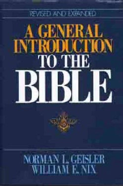 A General Introduction to the Bible (Hardcover)
