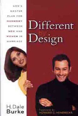 Different by Design: God's Master Plan for Harmony Between Men and Women in Marriage (Paperback)
