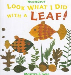 Look What I Did With a Leaf (Paperback)