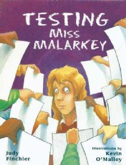 Testing Miss Malarkey (Paperback)