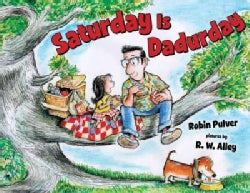 Saturday Is Dadurday (Hardcover)