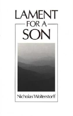 Lament for a Son (Paperback)