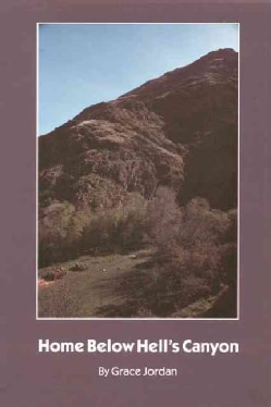 Home Below Hell's Canyon (Paperback)