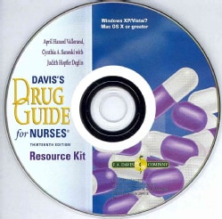 Davis's Drug Guide for Nurses Resource Kit (CD-ROM)