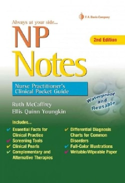 NP Notes: Nurse Practitioner's Clinical Pocket Guide (Paperback)