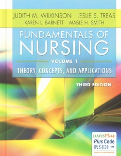 Fundamentals of Nursing: Theory, Concepts, and Applications