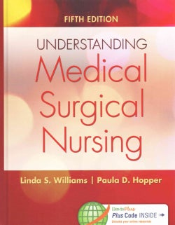 Understanding Medical-Surgical Nursing 5th Ed.+ Davis Edge Fundamentals Passcode