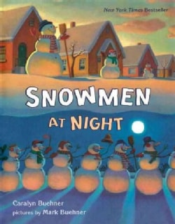 Snowmen at Night (Hardcover)