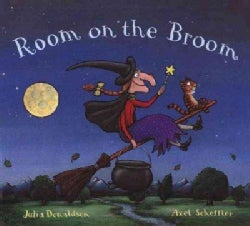 Room on the Broom (Hardcover)