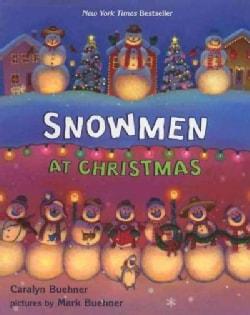 Snowmen at Christmas (Hardcover)
