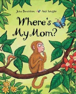 Where's My Mom? (Hardcover)