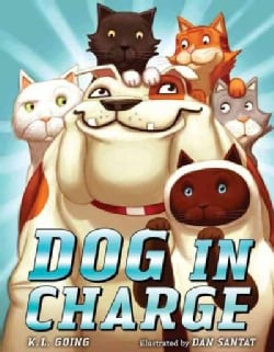 Dog In Charge (Hardcover)