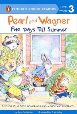 Five Days Till Summer: Young Readers, Level 3 (Hardcover)