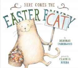 Here Comes the Easter Cat (Hardcover)