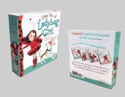 Little Box of Ladybug Girl (Board book)