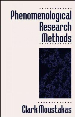 Phenomenological Research Methods (Paperback)