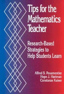 Tips for the Mathematics Teacher