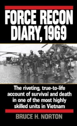 Force Recon Diary, 1969 (Paperback)