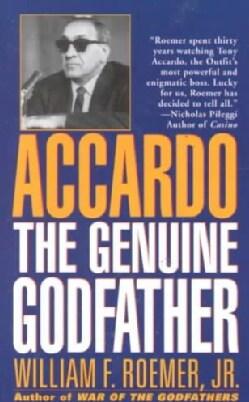 Accardo: The Genuine Godfather (Paperback)