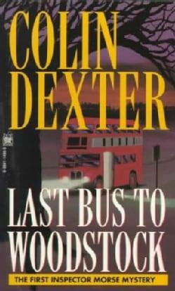 Last Bus to Woodstock (Paperback)