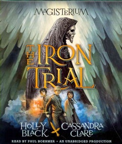 The Iron Trial (CD-Audio)