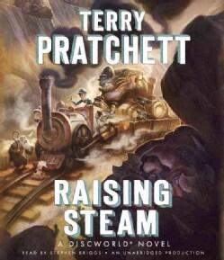 Raising Steam (CD-Audio)