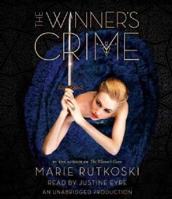 The Winner's Crime (CD-Audio)