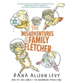 The Misadventures of the Family Fletcher (CD-Audio)