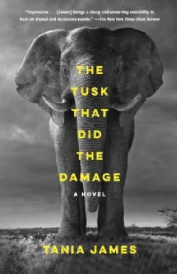 The Tusk That Did the Damage (Paperback)