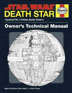 Death Star Owner's Technical Manual: Imperial DS-1 Orbital Battle Station (Hardcover)