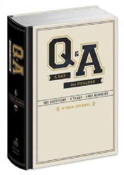 Q&A A Day for College 4-Year Journal (Diary)